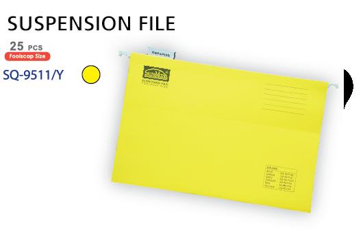 Bìa treo màu vàng SQ-9511-Y