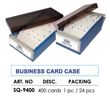 Hộp đựng card (400 card) SQ-9400