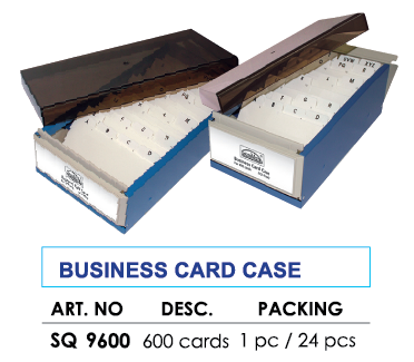 Hộp đựng card (600 card) SQ-9600